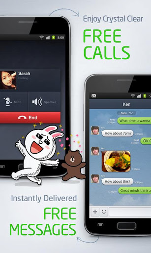 Download Aplikasi Line For Android