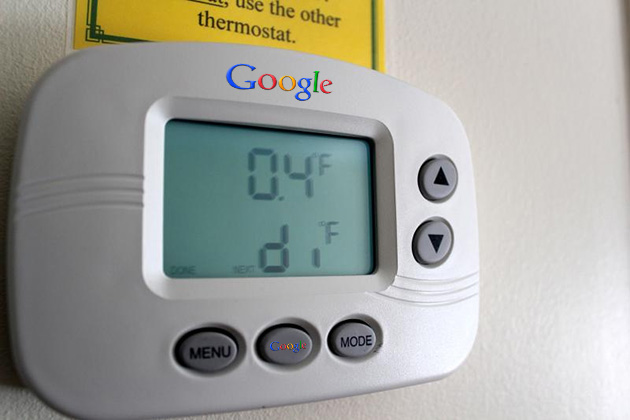 google thermostat